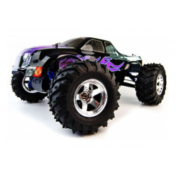 Conquistador Monster Truck Special Edition 1/10th - Black (A3006TSE)