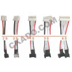 Thunder Power Packadaptor for Align/E-sky chargers (TA4S)