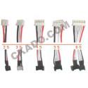 Thunder Power Packadaptor for Align/E-sky chargers (TA5S)