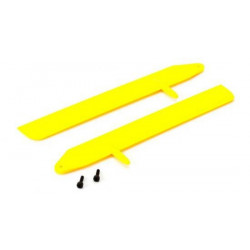 B130X - Fast Flight Main Rotor Blade Set - Yellow (BLH3715YE)