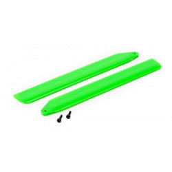 B130X - Hi-Performance Main Rotor Blade Set - Green (BLH3716GR)