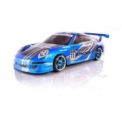 Flying Fish 1 Drift Porsche 1/10th 4WD 2.4Ghz - Blue (94123)