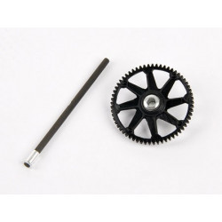 Auto Rotaion Gear Set with One-way Bearing (Walkera Mini CP)