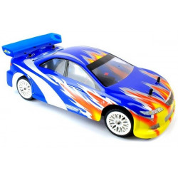 Vanguard Mazda Brushless RC Car - RTR - Blue (A2001T-V2MAZDA)