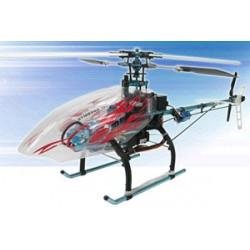 Mosquito 3D Pro include Motor/ESC head locked gyro,tail servo