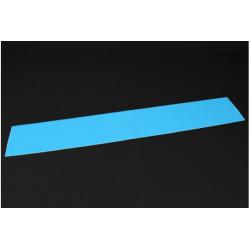 Luminescent (Glow in the dark) Self Adhesive Film - 1200mmx200mm Blue