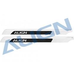 600D Carbon Fiber Blades (HD600BT)