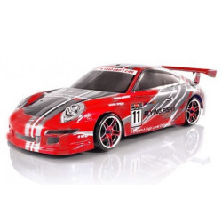 Flying Fish 1 Drift Porsche 1/10th 4WD 2.4Ghz RTR - Red (94123PORSCHE)