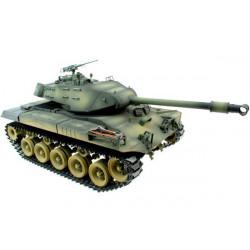 Taigen Tank US M41A3 WALKER BULLDOG 1:16 - Metal Upgrade - Dark Green (TG3839-1PRO)
