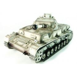 Taigen Panzer IV 1:16 - White (TG3859-1W)