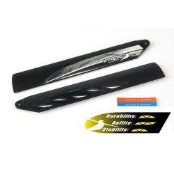 Fast Response Main Blade (Black) -Blade 130X