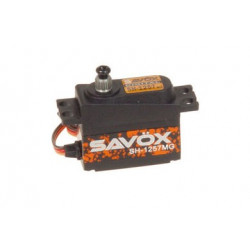 Savox midi tail rotor servo SH 1257MG (04266)