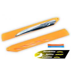 Fast Response Main Blade (Orange) -Blade 130X