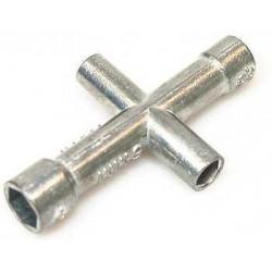 Cross Wrench (4x5x5.5x7mm) (TM116043)