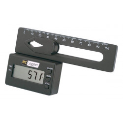 RCLogger Digital Pitch Gauge (40001RC)