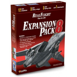 RealFlight Expansion Pack 8 (GPMZ4118)