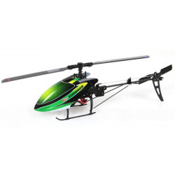 Walkera New V120D02S 6 axis Gyro Flybarless with Devention 7 (2.4Ghz Mode 1)