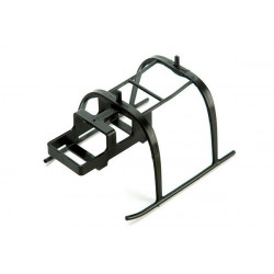Landing Skid and Battery Mount: mCP X BL (BLH3905)