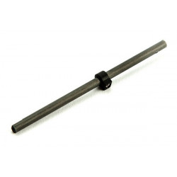 Carbon Fiber Main Shaft w/Collar and Hardware: mCP X BL (BLH3913)