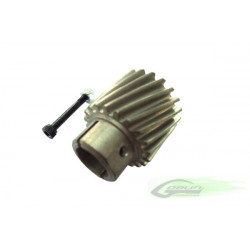 Upgraded Steel Pinion M2.5 (H0125-S) Goblin 700