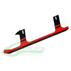 Carbon Fiber Landing Gear Red (H0285-S) SAB GOBLIN 500