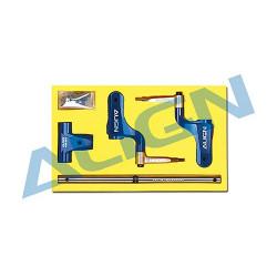 450DFC Main Rotor Head Upgrade Set/Blue (H45162QNT)