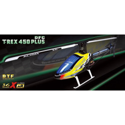 Align T-REX 450 Plus DFC Combo BTF (Bind To Fly) (RH45E09XT)
