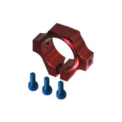 300 X Lynx Upgrade Tail Boom Clamp - Red Devil Edition (LX0426)