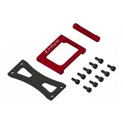 GOBLIN 500 upgrade - Tail Upper Case - Red Devil Edition (LX0618)