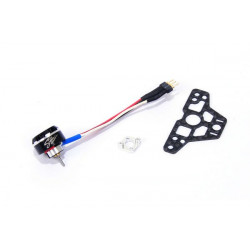 Brushless Motor + Carbon Panel (13500kv, 14D x 04H mm) - Nano CPX