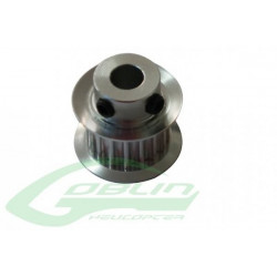 19T Motor Pulley (for 8mm Motor Shaft) (H0126-19-S)