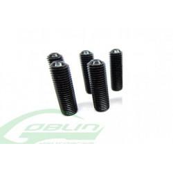 DIN 12.9 Cup Point Set Screws M3x8 (5pcs) (HC148-S)
