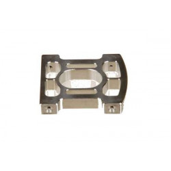 Metal motor plate LOGO 500/600 -30mm (04236)