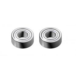Ball bearing 6x13x5 2pc (04521)